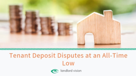money representing tenant deposits