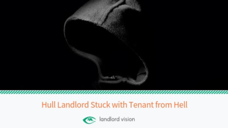 Image symbolising tenant from hell