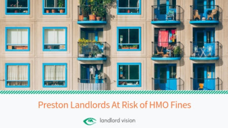 Preston landlords at risk of HMO fines