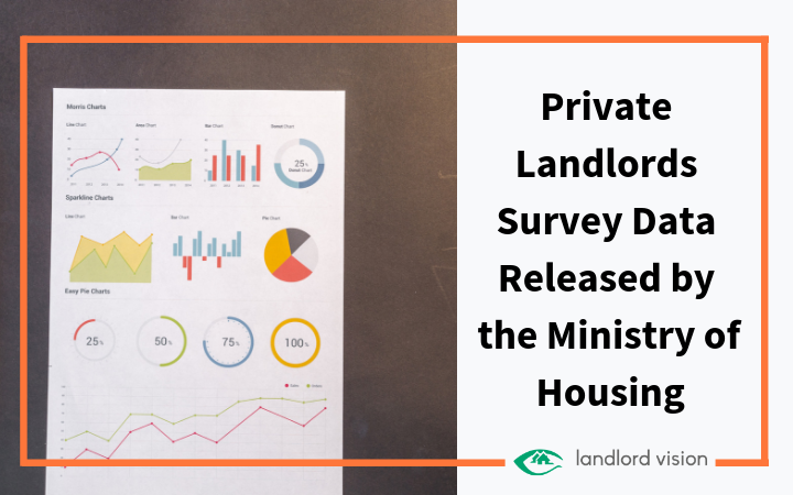 Private landlords survey data