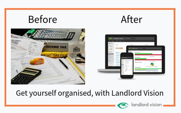 Landlord Vision Advert