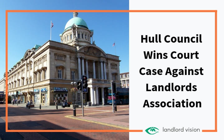 Hull council wins court case against landlords association