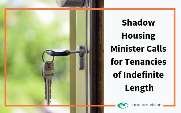 Shadow housing minister calls for tenancies of indefinite length