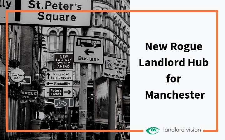 New rogue landlord hub for manchester