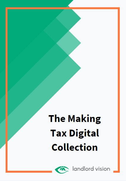 Front cover of the MTD collection for landlords