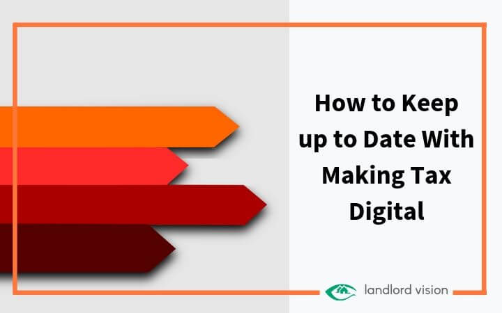 How to keep up to date with making tax digital.