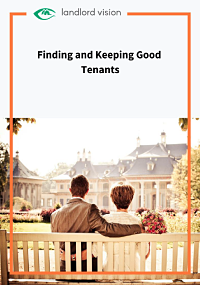 The finding and keeping good tenants guide.