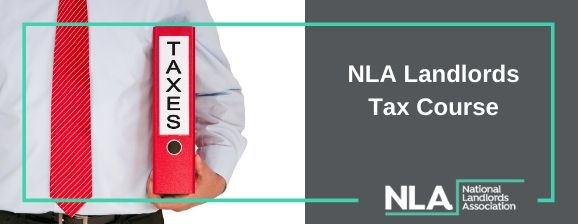 A landlords tax course from the NLA