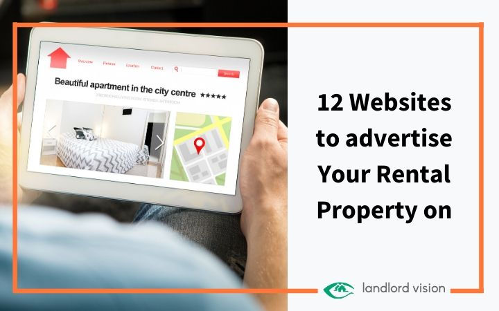 A rental property listing