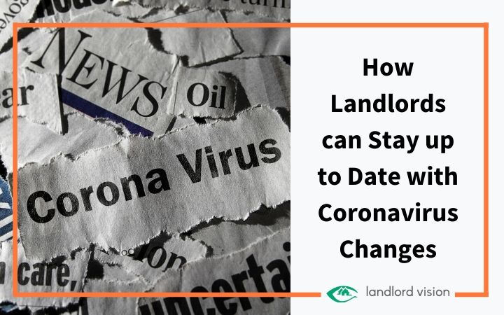 newspapers that say corona virus