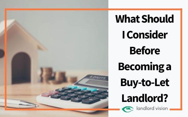 Essential Aspects to Consider Before Becoming a Landlord